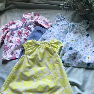 Lot of 3 outfits- 9 month